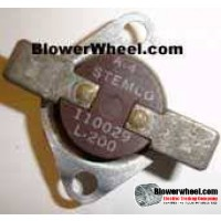 Thermostat - Snap Disc - Stemco  A4 110029 L-200