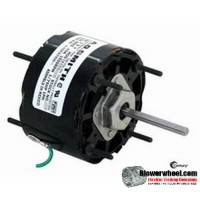 Electric Motor - General Purpose - Century - 370 -1/75 hp 1550 rpm 115VAC volts