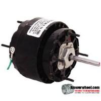 Electric Motor - General Purpose - Century - 43 -1/15 hp 1550 rpm 115VAC volts