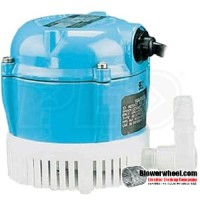 170 GPH Small Submersible - 3' cord sku - 500000 item - 500000- Sold In Quantity of 1