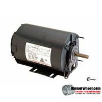Electric Motor - Split Phase - AO Smith - F501 -1/2 hp 1725 rpm 115 volts
