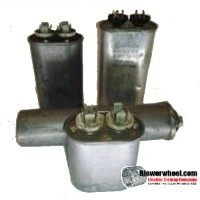 Capacitor - GE - cap-9-370-AC -sold as USED