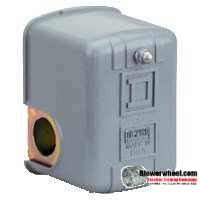 Pressure Switch - Square D - Pumptrol 9013FHG32J55 -sold as SWNOS