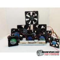 Mixed lot of 2400 Electronic Cooling Fans